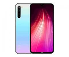Smartphone Xiaomi Redmi Note 8 4GB Ram Tela 6.3 64GB Camera Quad 48+8+2+2MP - Branco