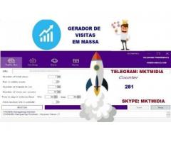 Gerador Trafego De Visitas Em Massa Sites Blogs 2020